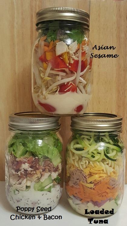 Week 6 Salads